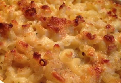CLASSIC BAKED MAC & CHEESE
